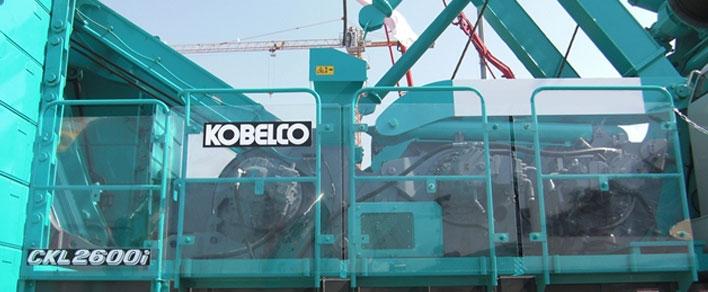 Kobelco-CKL2600i